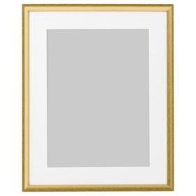 Рама СИЛВЕРХОЙДЕН, 40х50 см, золотой