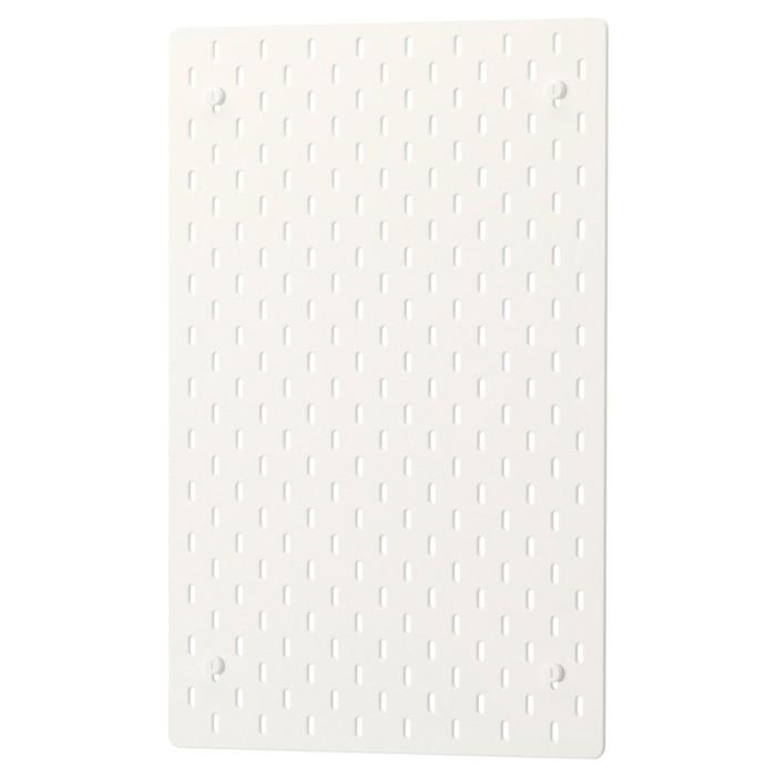 Настенная панель СКОДИС, 36x56 см, белый