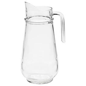Кувшин ТИЛЛБРИНГАРЕ, 1,7 л, прозрачное стекло