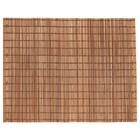Салфетка под прибор ТОГА, 35x45 см, естественный, бамбук