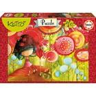 Пазл Ketto «Цветы джунглей», 200 деталей
