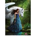 Пазл «Заколдованный пруд», 500 деталей