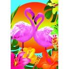 Пазл «Фламинго», 500 деталей