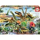 Пазл «Динозавры», 500 деталей