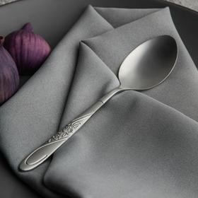 "A set of Cutlery spoons 18.5 cm, ""Entourage"", 6 PCs"