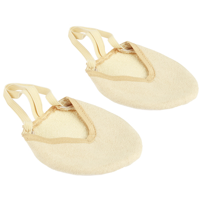 Half shoes microfiber open with Terry lining, R. 34-35