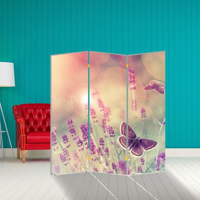 """Ширма """"Бабочка. декор 6"""", 160 × 150 см"""