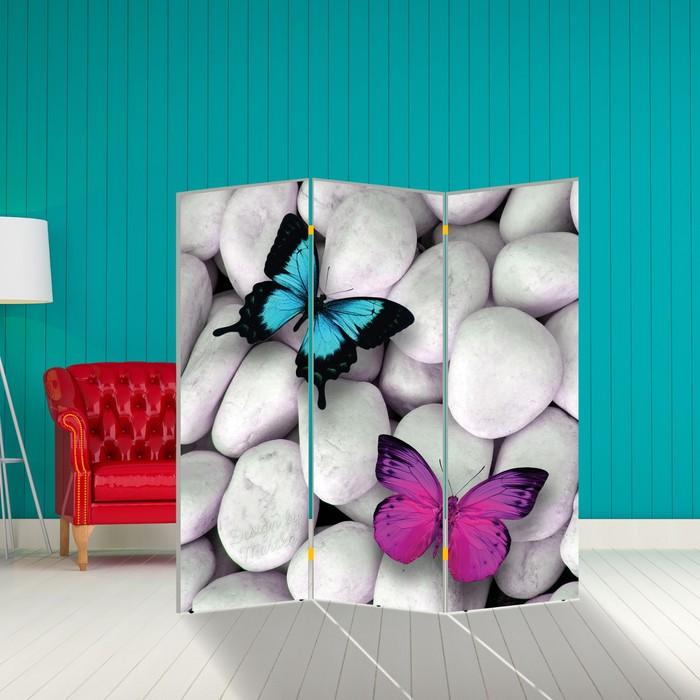 """Ширма """"Бабочка. декор 13"""", 160 × 150 см"""