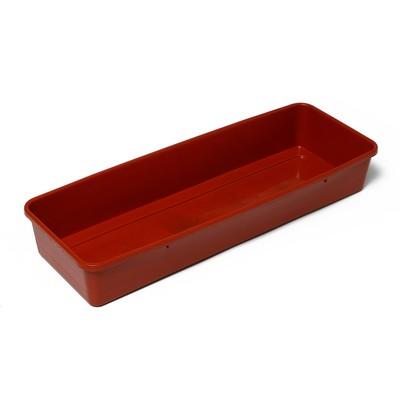 Ящик для рассады, 58 × 20 × 9 см, МИКС