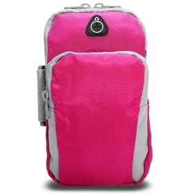 Bag sports hand 18x12 cm, color pink