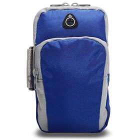Bag sports hand 18x12 cm, color blue