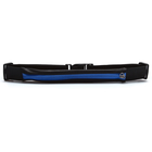 Сумка-кошелек спортивная на пояс 23 см, цвета микс