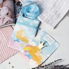 "Baby gift set ""Magic around"" bag+brooch"