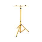 Стойка-держатель для прожектора 107-001-0002, цвет желтый