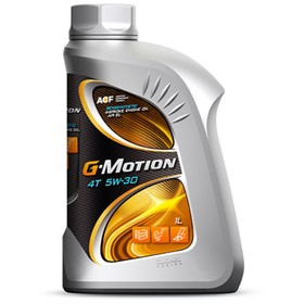 Масло моторное G-Motion 4T 5W-30, 1 л Ош