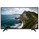 "Телевизор Fusion FLTV-40C100T, 40"", 1920x1080, DVB-T2, DVB-C, 3xHDMI, 1xUSB, черный"