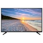 "Телевизор Fusion FLTV-40C110T, 40"", 1920x1080, DVB-T2, DVB-C, 3xHDMI, 1xUSB, черный"