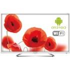 "Телевизор Telefunken TF-LED32S59T2S, 32"", 1366x768, DVB-T2/C, 2xHDMI, 2xUSB, SmartTV, белый   413767"