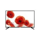"Телевизор Telefunken TF-LED40S81T2S, 40"",1920x1080, DVB-T2/C, 3xHDMI, 2xUSB, SmartTV, чёрный   41376"