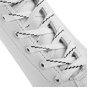 Шнурки для хоккейных ботинок (длина-3,05 м) Ош