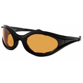 Мото очки Foamerz с янтарными линзами