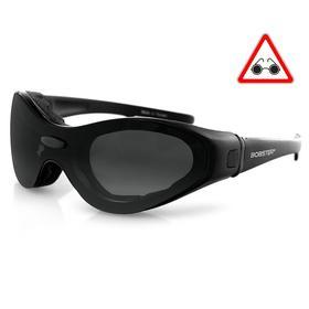 Очки Spektrax черные с 3-мя линзами