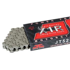 Цепь 525X1R, уплотнение цепи - X-ring, 250-900 ссм