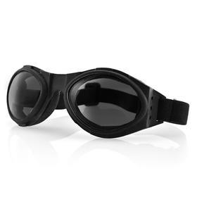 Очки Bugeye чёрные с дымчатыми линзами