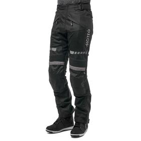 Штаны мотоциклетные AIRFLOW, чёрный, 3XL