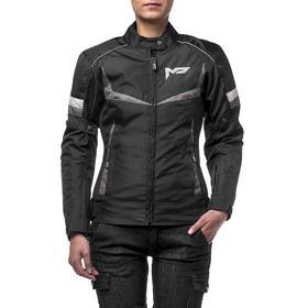 Куртка женская ASTRA черно-серая, S