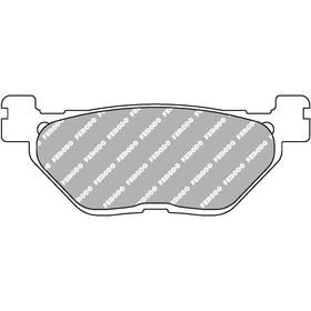 Колодки тормозные дисковые, 2 шт, FDB2126P Ош