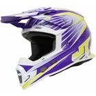 Шлем кроссовый ALS1.0 фиолетовый, XL