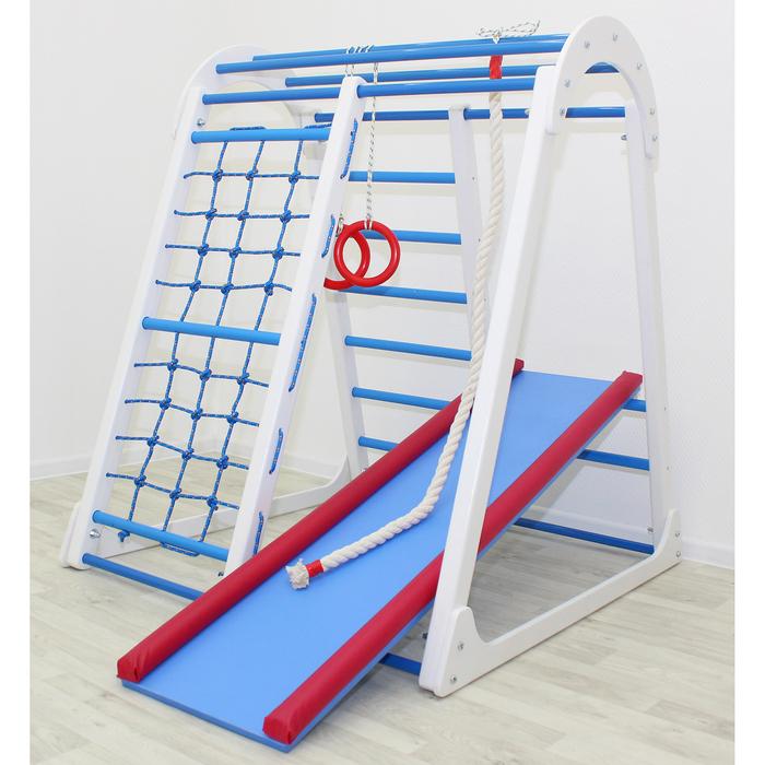 Детский спортивный комплекс Tiny Climber, цвет белый
