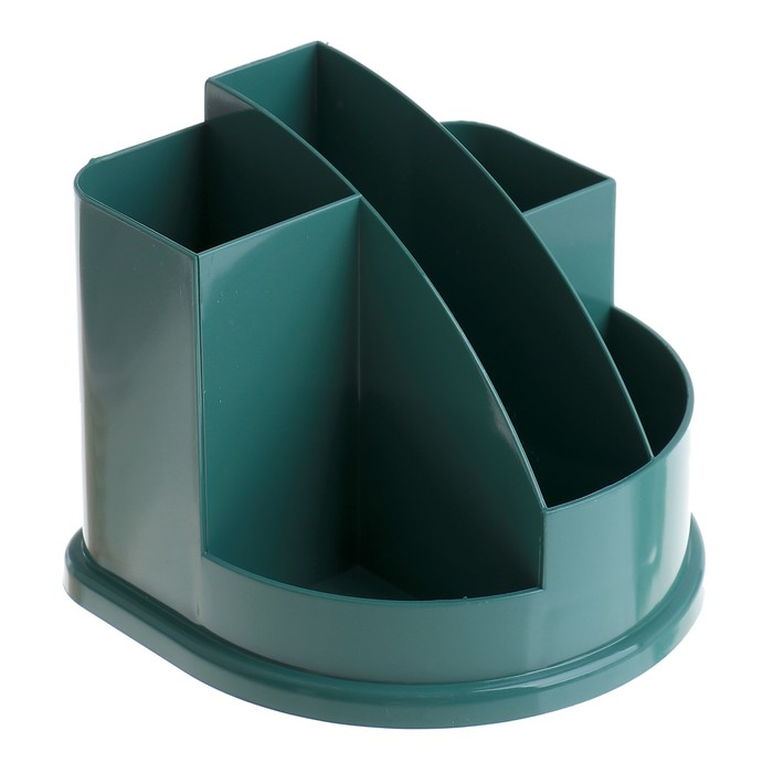 Настольная подставка-органайзер «Авангард». New York, зелёный - фото 605580
