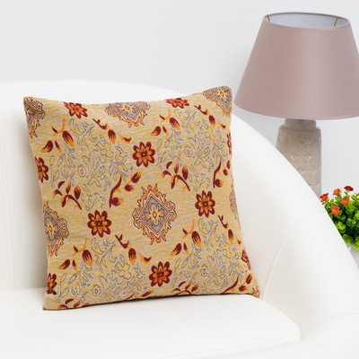 Pillow case decorative Ethel Gloria 40×40 cm, density 280 g/m2, 30% cotton, 70% p/e