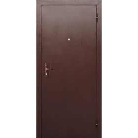 Дверь входная Стройгост 5 РФ металл/металл  2050х960 (правая) Ош