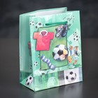 """The package laminated """"Player"""", 12 x 15 x 5 cm"""