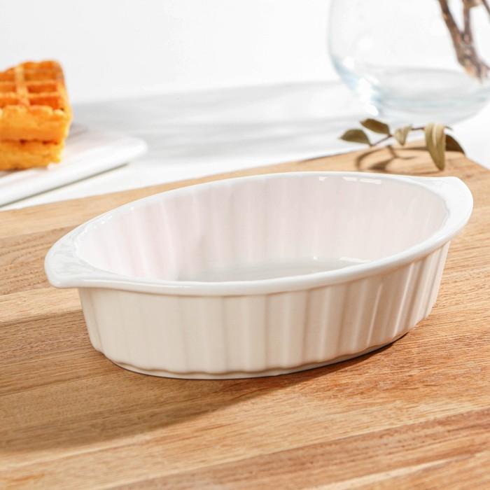 """Baking """"Oval. Caspar"""" 17х10х3,7 cm"""