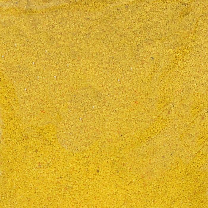 """№5 Цветной песок """"Желтый"""" 500 г"""
