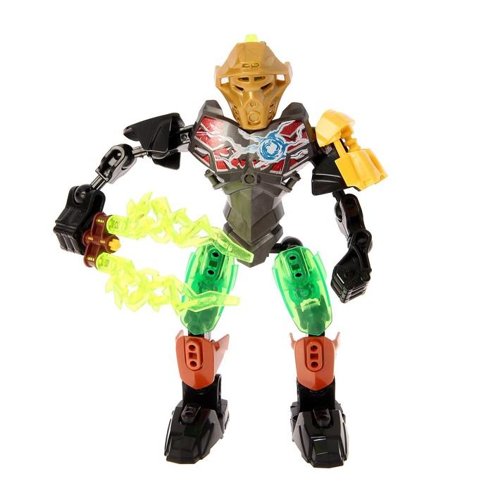 Робот-конструктор «Космический воин», в пакете