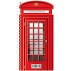 Телефонная книга на гребне А5, 80 листов OfficeSpace «Лондонский стиль», с высечкой