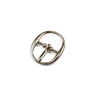 Пряжка для босоножек, 15 мм, цвет золото