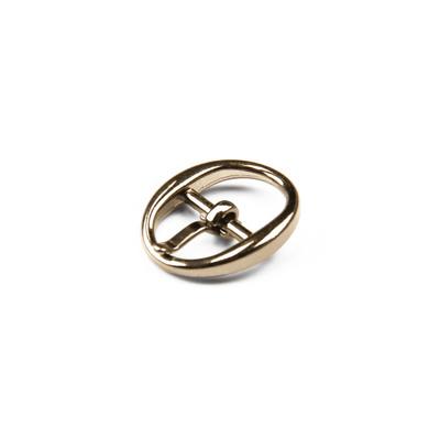 Пряжка для босоножек, 8 мм, цвет золото