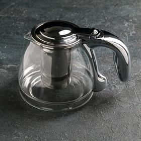 {{photo.Alt || photo.Description || 'Чайник заварочный «Сталь», с металлическим ситом, 1 л'}}
