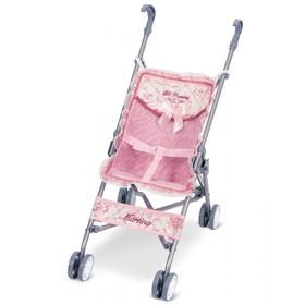 Кукольная коляска-трость, розовая, 56 см в Донецке