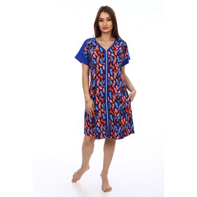 a601e0c850d Женские халаты на молнии — купить оптом и в розницу