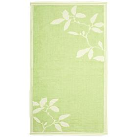 "Полотенце махровое ""Лайт"" 65х135 см,зеленый,380 г/м2, 100% хлопок"