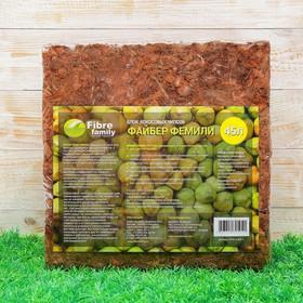 Субстрат кокосовый (чипсы) в блоке, 4,5 кг
