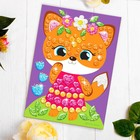 """Stierna jigsaw shaped stickers of the """"Fox"""""""