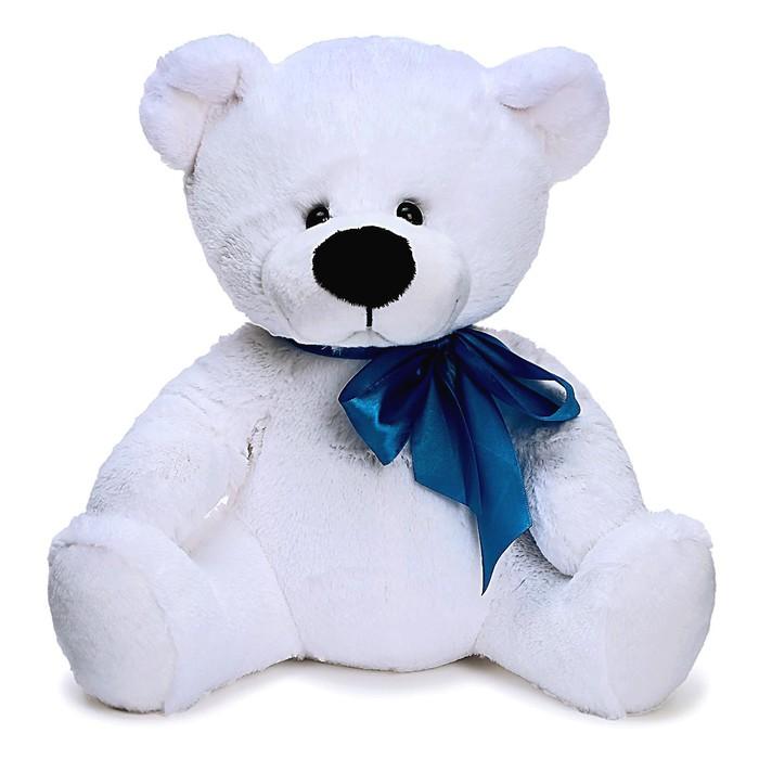 Мягкая игрушка «Медведь Паша», цвет белый, 38 см - фото 4468887